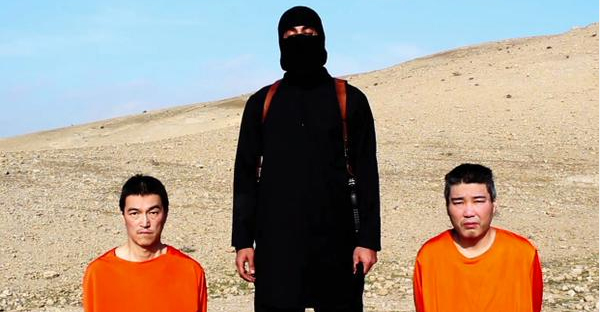 Islamic State group threatens to kill two Japanese hostages if not paid $200M (CNN)