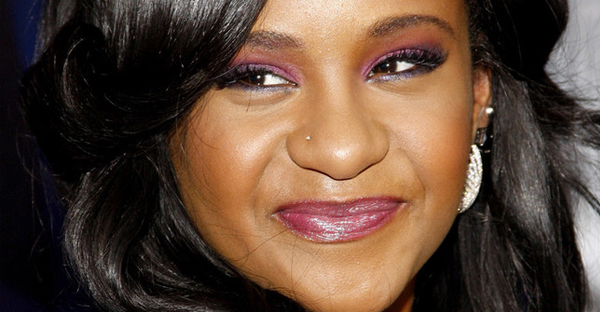 Bobbi Kristina Brown attending the Los Angeles premiere of 'Sparkle' held at the Grauman's Chinese Theatre in Los Angeles. (Getty Images)
