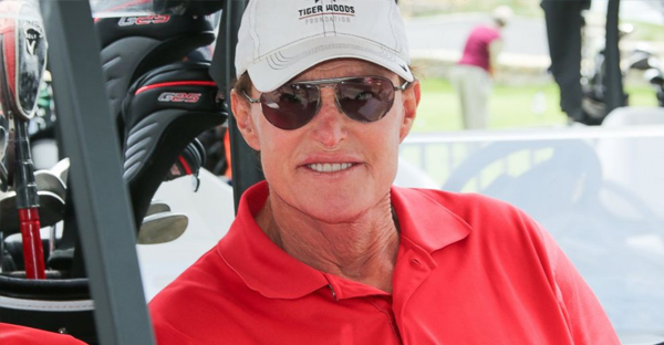 Reality TV Personality Bruce Jenner attends the 3rd annual Hank Baskett Classic Golf Tournament at Trump National Golf Course, May 5, 2014 in Palos Verdes Estates, Calif. (Paul Archuleta/Getty Images)