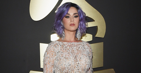 Singer/songwriter Katy Perry attends The 57th Annual GRAMMY Awards at the STAPLES Center on February 8, 2015 in Los Angeles, California. (Larry Busacca/Getty Images North America)