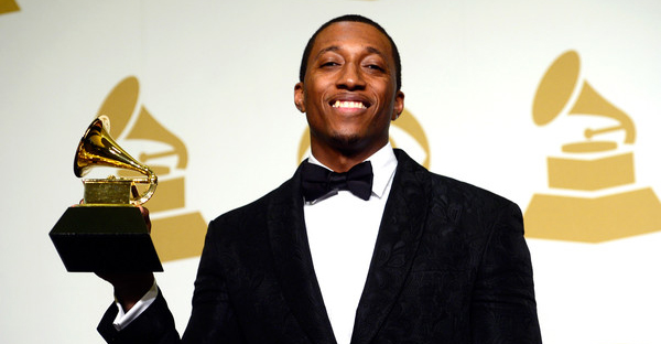 Rapper Lecrae, winner of Best Contemporary Christian Music Performance/Song for 'Messengers,' poses in the press room during The 57th Annual GRAMMY Awards at the STAPLES Center on February 8, 2015 in Los Angeles, California. (Frazer Harrison/Getty Images North America)