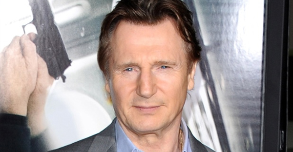 Liam Neeson will be the voice of God in an upcoming ad for Project Everyone, which aims to promote a 'to-do list for the planet'. (Startraks Photo/REX/Startraks Photo/REX)