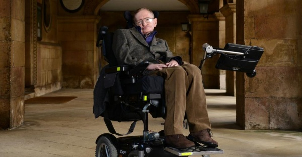 Stephen Hawking: 'To keep someone alive against their wishes is the ultimate indignity.' (Karwai Tang/Getty Images)