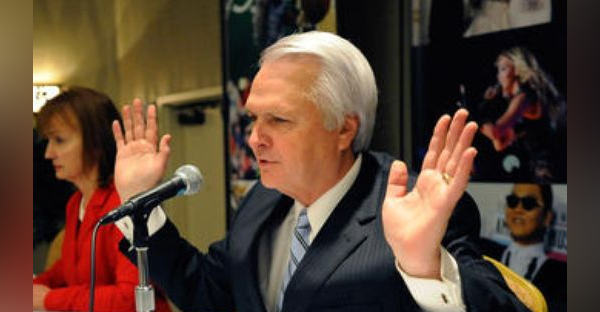 Lt. Gov. Ron Ramsey, R-Blountville (Photo: File / The Tennessean)