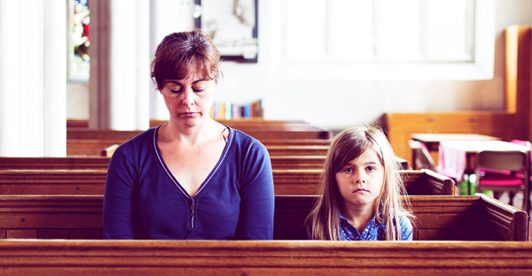 """When a child is watching your every move, being a """"None"""" is no longer just a lack of religion but an identity that has consequences for another human being. (Photo by Thinkstock)"""