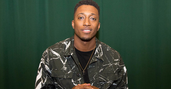 """Lecrae Moore is a rapper from Atlanta whose album """"Anomaly"""" debuted as No. 1 on the Billboard 200 chart. (ADELA LOCONTE VIA GETTY IMAGES)"""