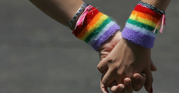 A class-action lawsuit filed in 2013 by two gay men alleged that Spark Networks, which owns ChristianMingle and several other faith-based dating sites, had broken California anti-discrimination laws by making it impossible for same-sex couples to match. Today, a judge agreed. (David Silverman/Getty Images)