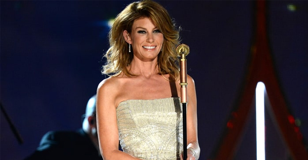 """Faith Hill has dedicated her cover of Mindy Smith's """"Come to Jesus"""" to her mother, who died October 30th. (Ethan Miller/Getty Images)"""