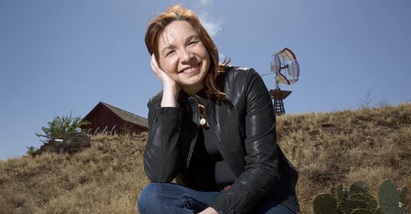 Dr. Katharine Hayhoe: 'God gave us the planet and says we are responsible for it.' (Photograph: Courtesy of Dr Katharine Hayhoe)