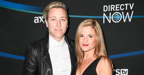 Abby Wambach and Glennon Doyle Melton (Getty Images)