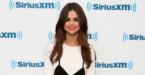 "Selena Gomez visits ""The Morning Mash Up"" for a special 'Celebrity Session' on SiriusXM Hits 1 Channel at SiriusXM Studios on June 5, 2017 in New York City. (Cindy Ord/Getty Images North America)"