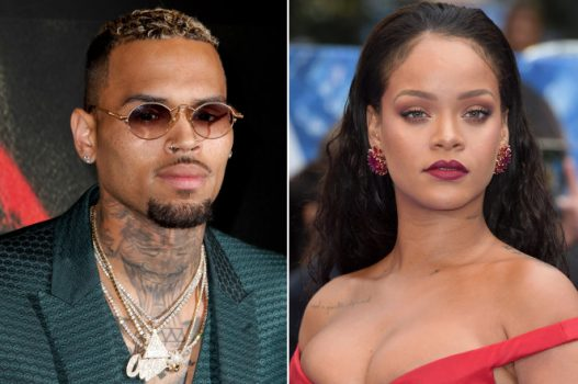 Chris Brown and Rihanna | Getty Images