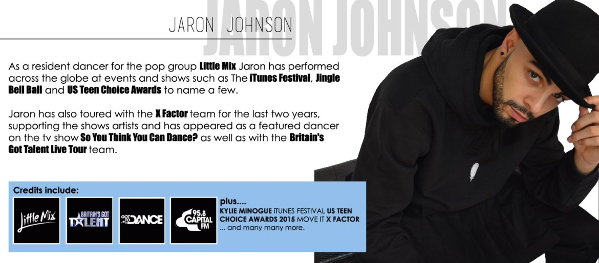 Jaron Johnson