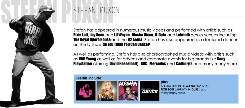 Stefan Puxon