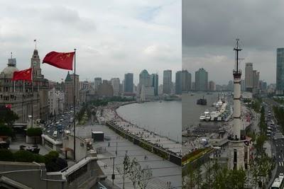 Shanghai Bund (c) Hyun Shin 2010
