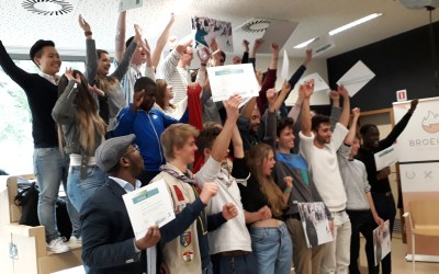 Aalsterse jongeren realiseren straffe stadsprojecten met steun IDCity