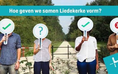 Naar een nieuwe aanpak van burgerparticipatie in Liedekerke