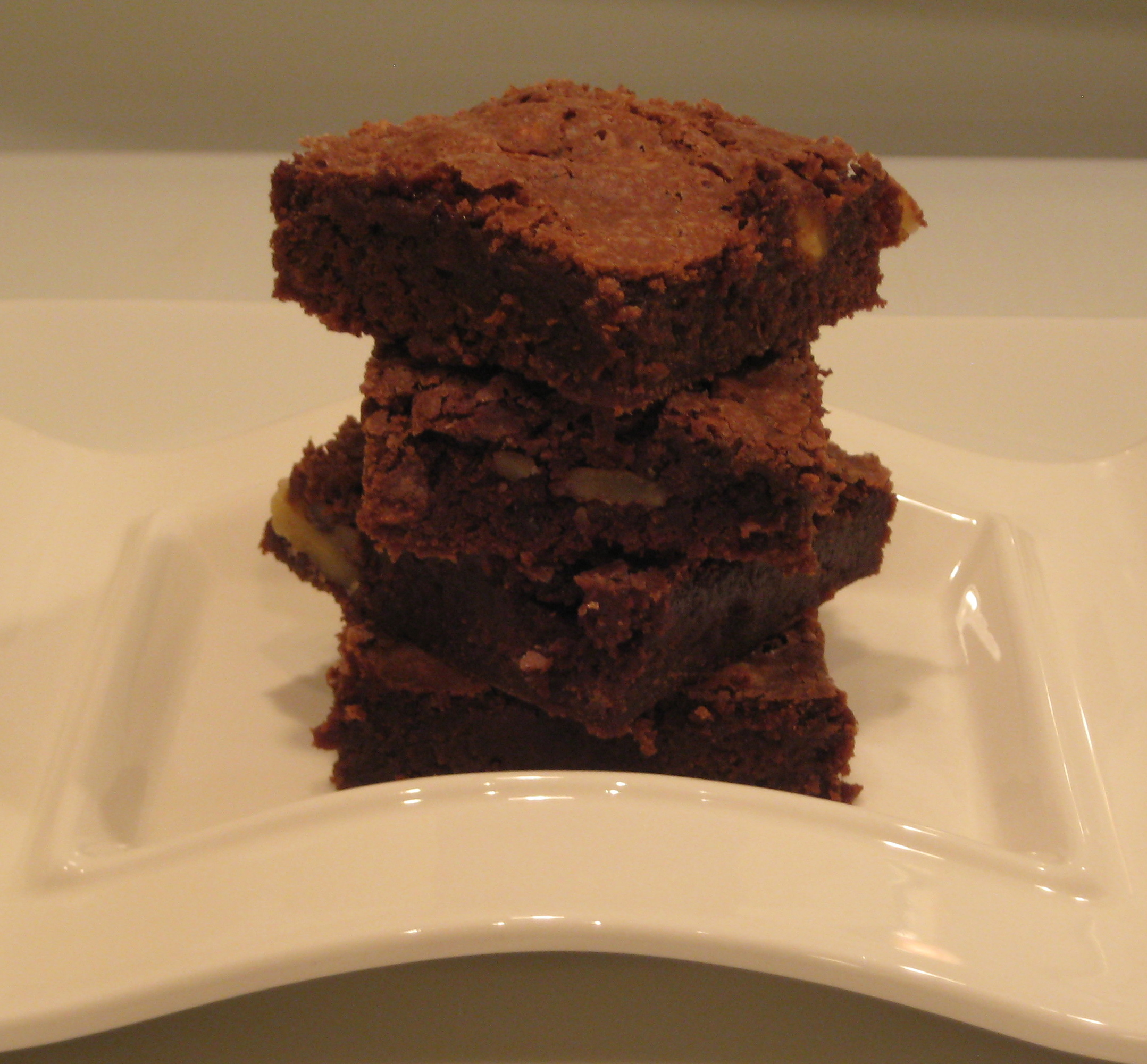 Fudgy-licious Chocolate Brownies | Urban Cottage Life