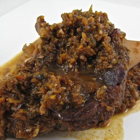 Braised Beef Shanks | © Life Through the Kitchen Window.com