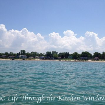Ipperwash Shore ⎮ © Life Through the Kitchen Window