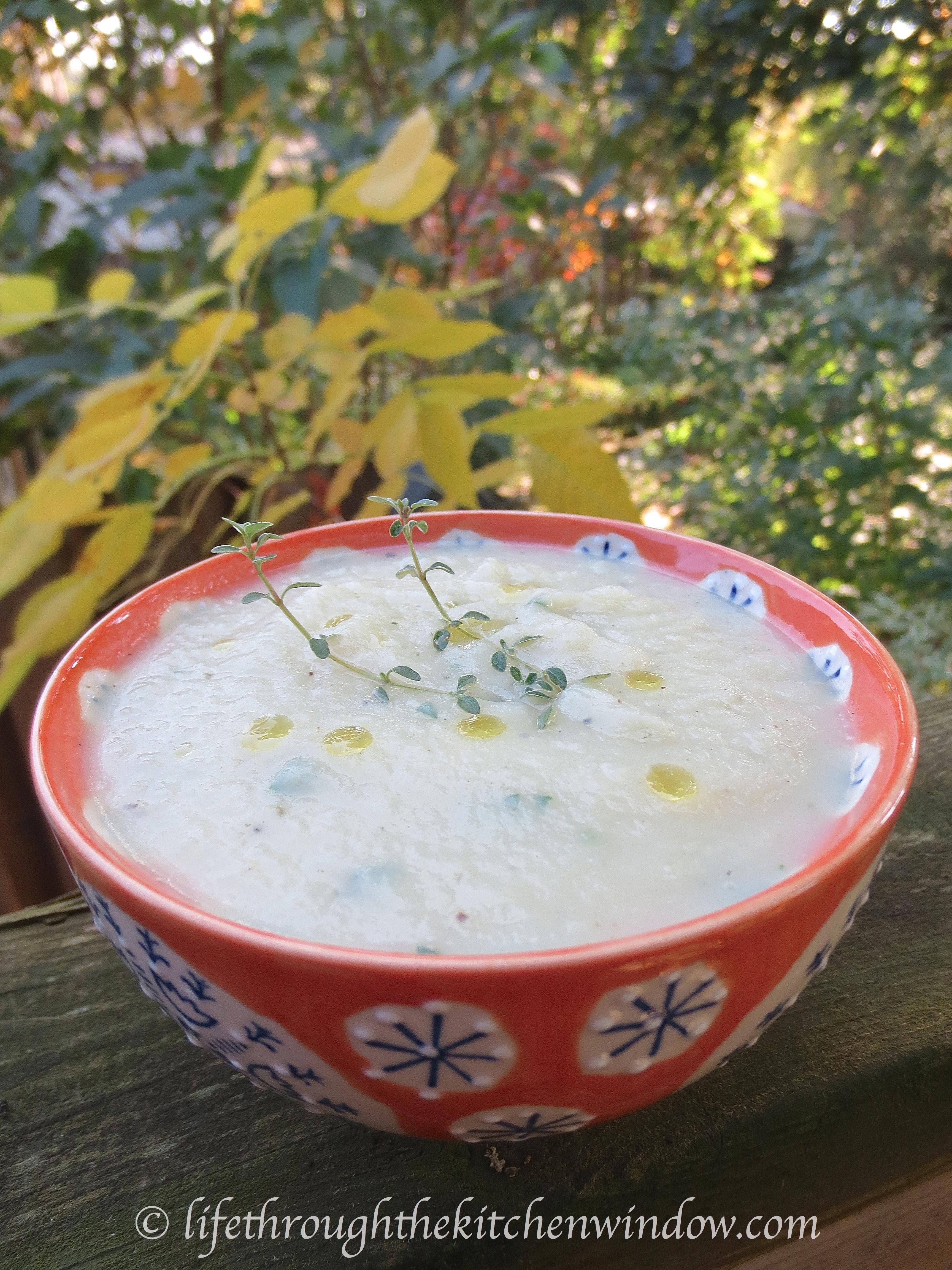 how to make celeriac soup