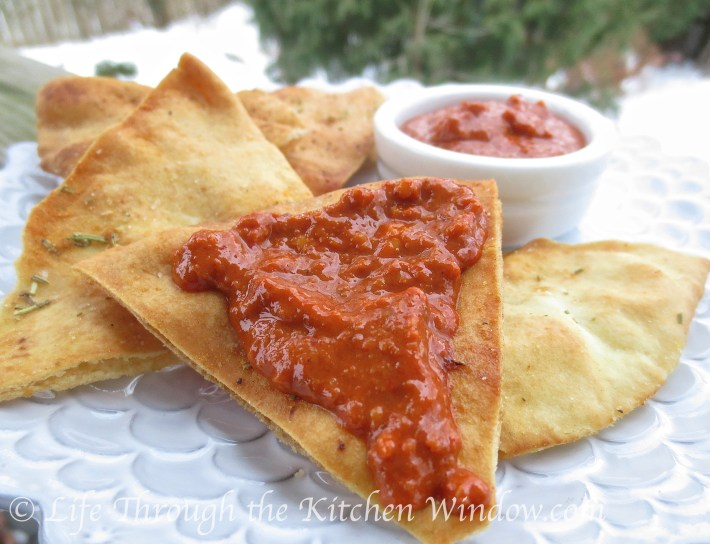 Muhammara | © Life Through the Kitchen Window.com