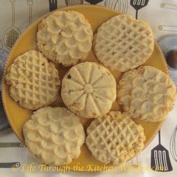 Potato Chip Cookies   © UrbanCottageLife.com