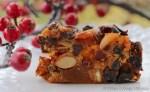 Fruity, Boozy Fruitcake  © Urban Cottage Life.com