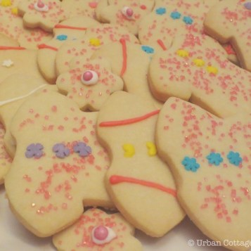 Sugar Cookies for Baby | © Urban Cottage Life.com