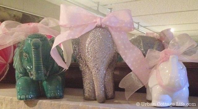 Elephant Decor | © Urban Cottage Life.com