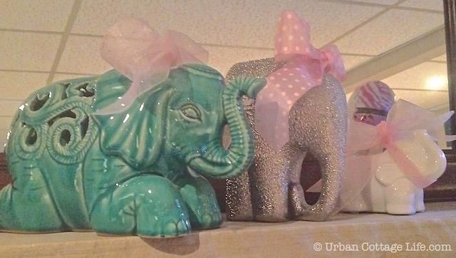 Elephants on Parade   © Urban Cottage Life.com