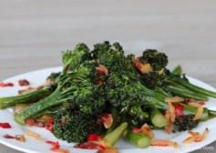 Sautéed Broccolini | © Urban Cottage Life.com