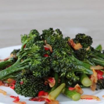 Sautéed Broccolini   © Urban Cottage Life.com