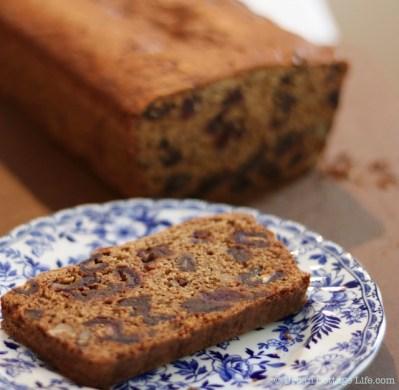 Date Loaf | © UrbanCottageLife.com