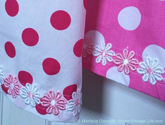 Easter Dresses - Detail | © UrbanCottageLife.com