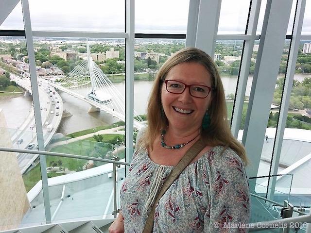 Overlooking Winnipeg | © Marlene Cornelis 2016