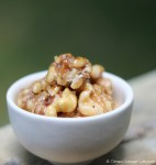 Honeyed Walnuts | © UrbanCottageLife.com