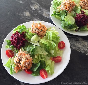 Tuna Salad for Lunch | © Marlene Cornelis 2016