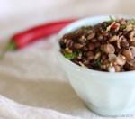 Middle Eastern-Inspired Lentil Salad | © Urban Cottage Life.com 2016