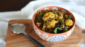 Lentil Cauliflower Curry   © UrbanCottageLife.com 2017