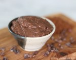 Chocolate Chia Seed Pudding | © UrbanCottageLIfe.com 2017