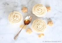 Sugar Shack Maple Cupcakes   © UrbanCottageLife.com