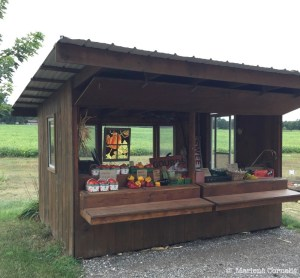 Andy & Maria Noorenberghe Farm Stand