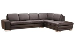 Urban Bender Leather Sectional