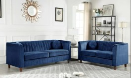 Urban Arminta Chesterfield 2 Piece Living Room Set by Urban Couch