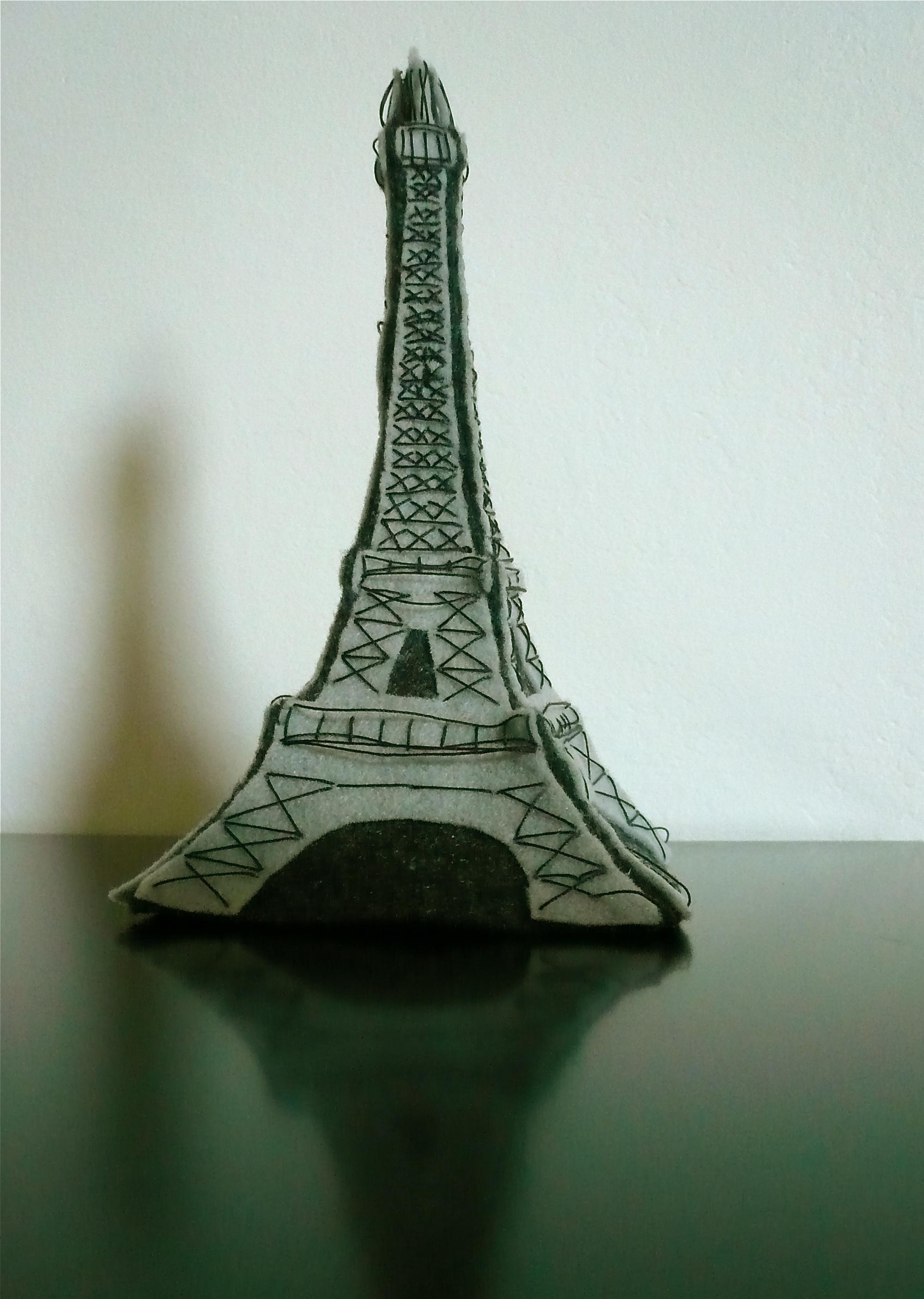 eiffel tower shaped Eiffel Tower