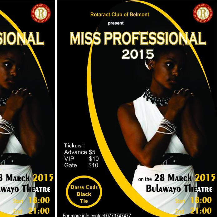 MISS PROFESSIONAL 2015