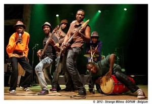 Mokoomba Talent,creativity and well travelled Zimbabwean Group