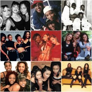 90's Girl Groups We Love