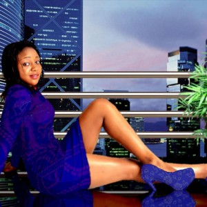 Zibusiso Ncube; Actress with A Maidas Touch...